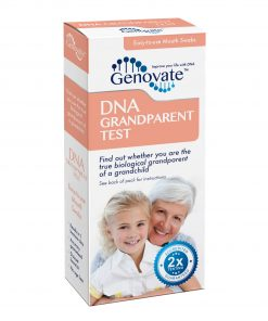 Front of DNA Grandparent Test box