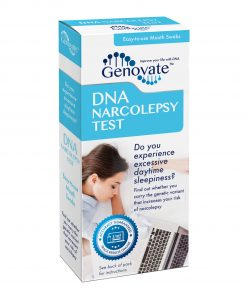 Front of DNA Narcolepsy Test box